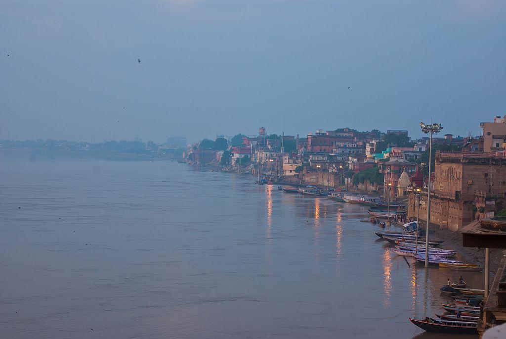 Using Ganga River to Transport Cars - Mission Ganga KM